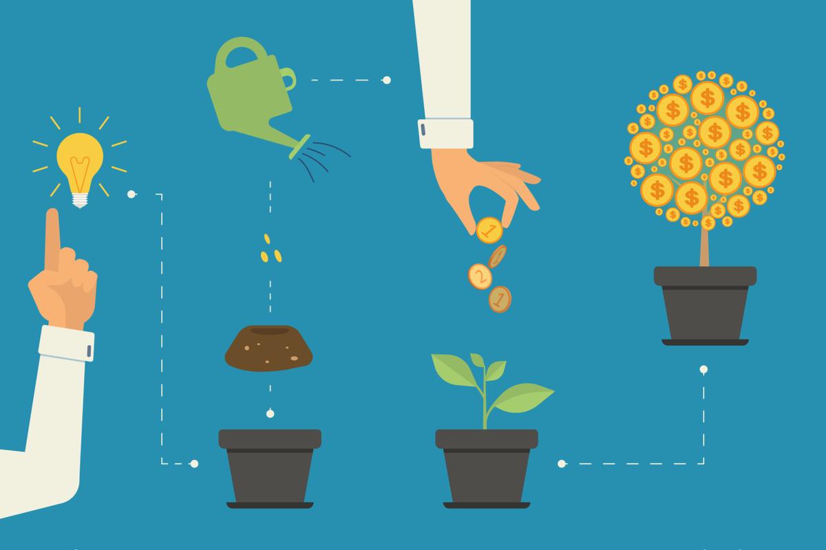 最速でお金を増やす方法【稼ぐ力を身につけて、稼いだお金を投資しよう】
